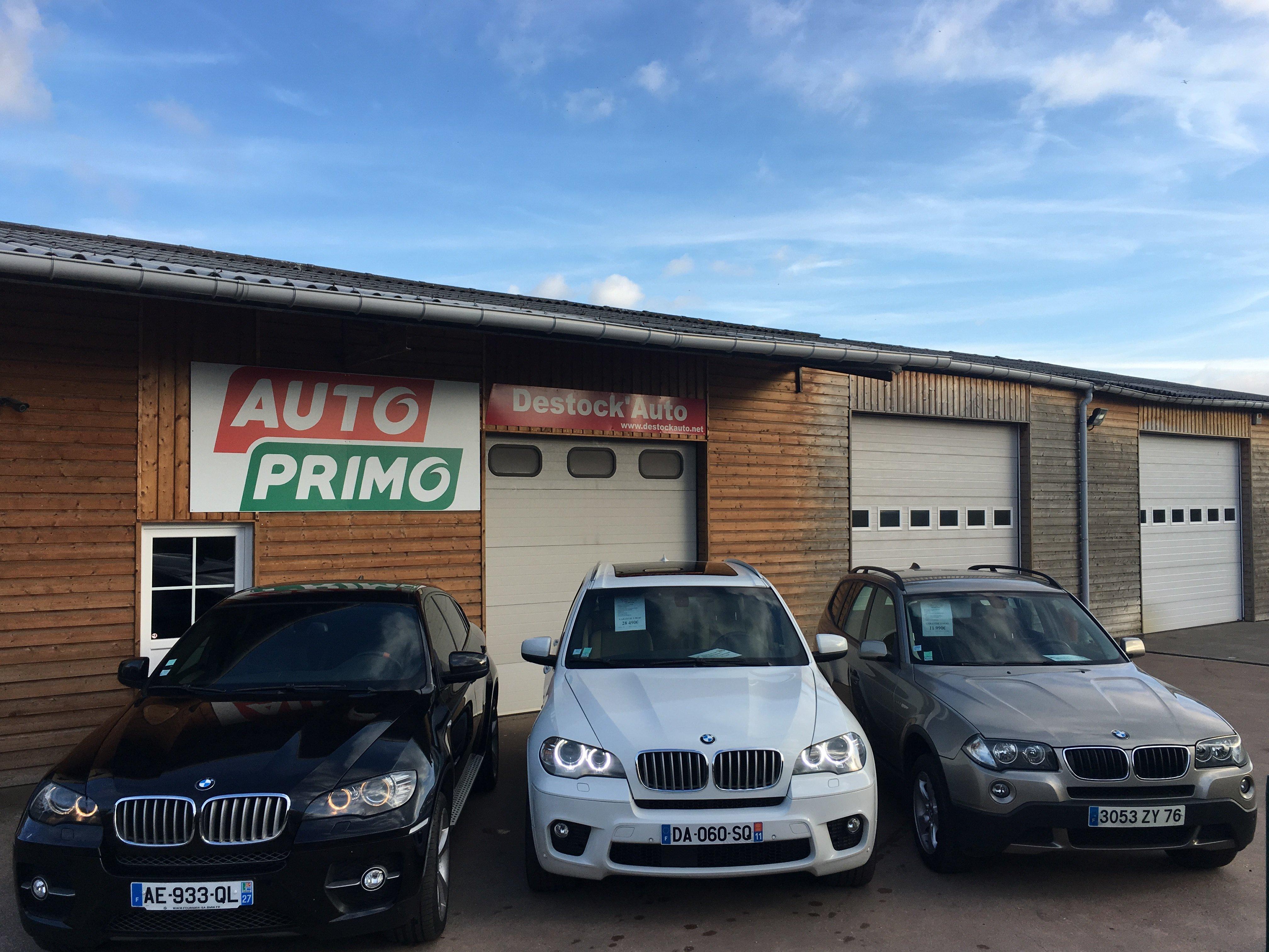 Le garage Destock Auto